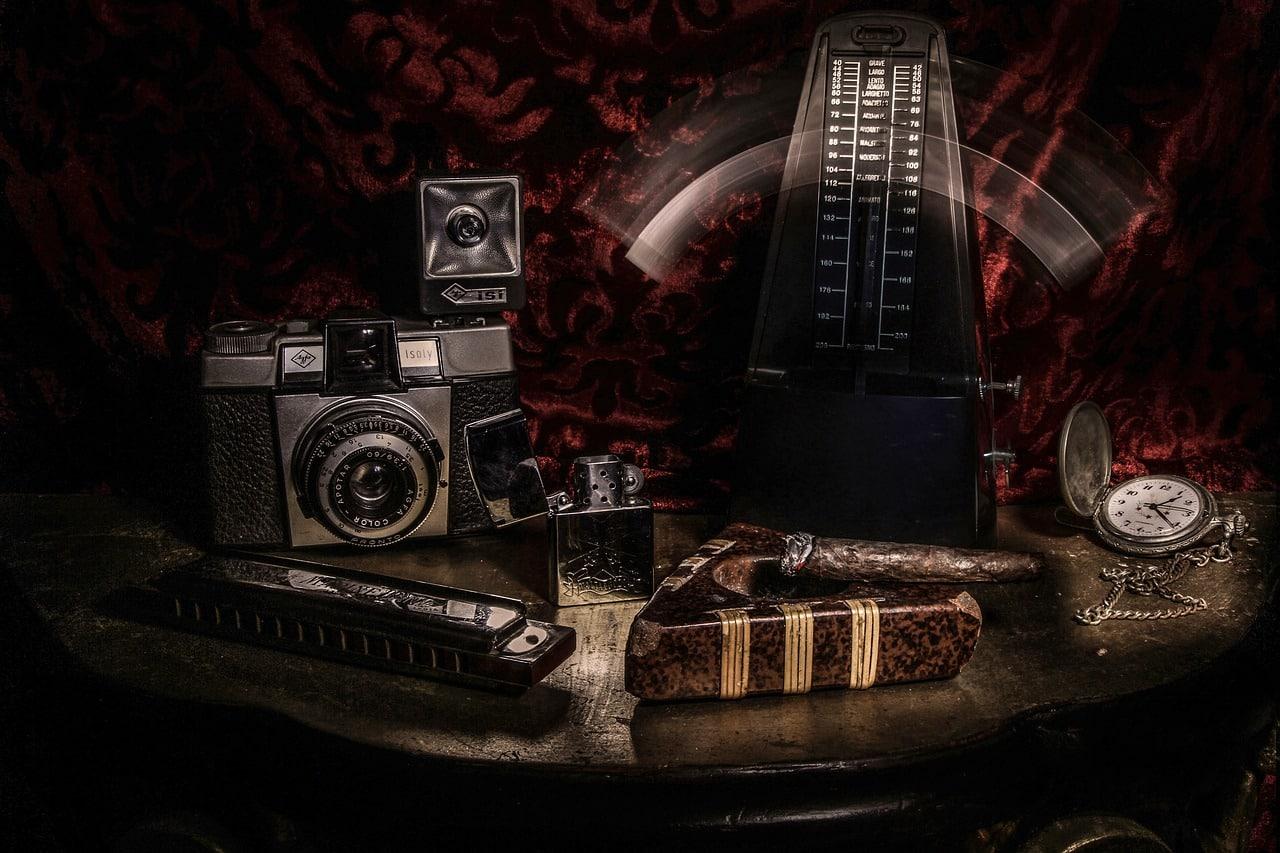 Machine Photographic Retro Photo  - Fabrizio_65 / Pixabay