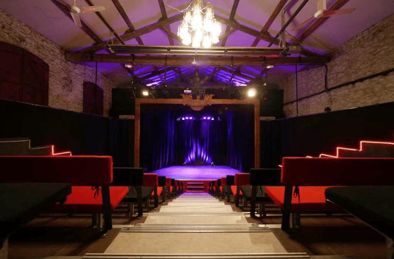 Le théâtre Odéon et la Comédie du Mas bientôt rouverts